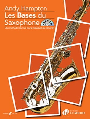 Andy Hampton - The Saxophone Bases - Sheet Music - di-arezzo.com