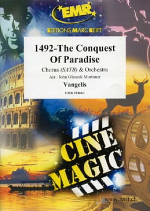 Vangelis - 1492 - The Conquest of Paradise - Sheet Music - di-arezzo.co.uk