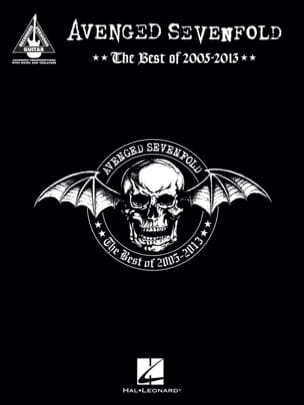 Avenged Sevenfold - Avenged Sevenfold - The Best Of 2005-2013 - Sheet Music - di-arezzo.com