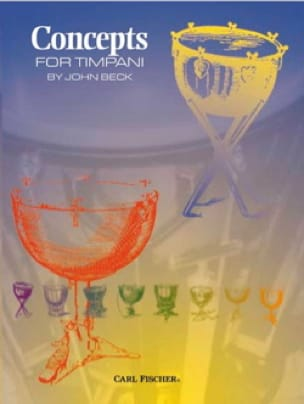 John H. Beck - Concepts for Timpani - Sheet Music - di-arezzo.com