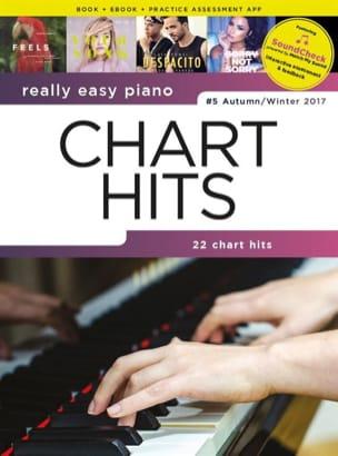 - Really Easy Piano - Chart Hits - #5 Autumn/Winter 2017 - Partition - di-arezzo.fr