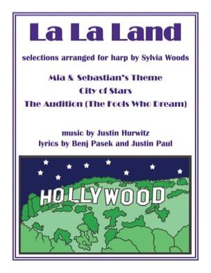 LA LA LAND - The Land arranged for Harp - Sheet Music - di-arezzo.com