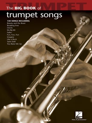 The Big Book of Trumpet Songs - Partition - laflutedepan.com