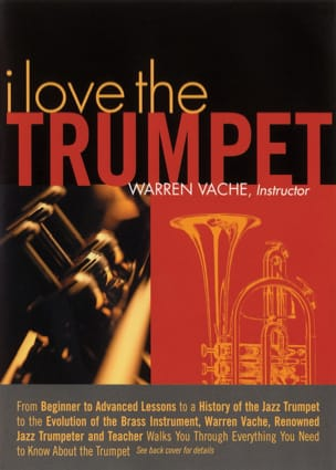 Warren Vache - I Love The Trumpet - Partition - di-arezzo.fr