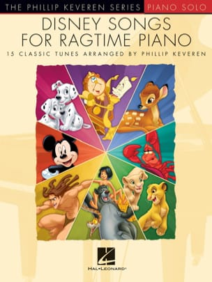 DISNEY - Disney Songs for Ragtime Piano - Sheet Music - di-arezzo.co.uk