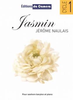Jérôme Naulais - Jasmin - Partition - di-arezzo.fr