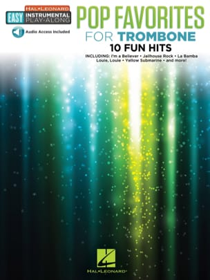 - Pop Favorites - Easy Instrumental Play-Along - Partition - di-arezzo.fr