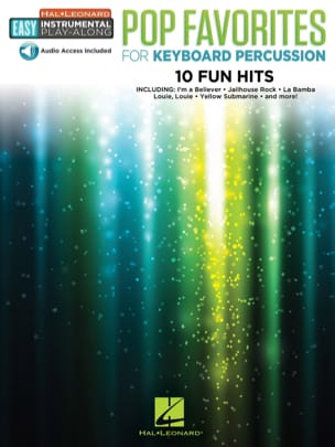Pop Favorites - Easy Instrumental Play-Along Partition laflutedepan