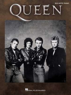 Queen - Queen for Big-Note Piano - Sheet Music - di-arezzo.co.uk