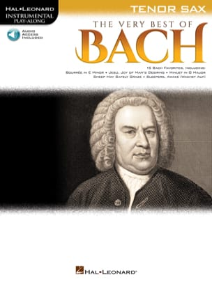 The Very Best of Bach - BACH - Partition - laflutedepan.com