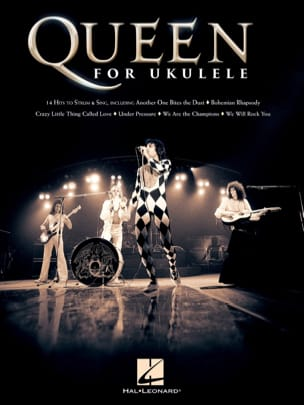 Queen for Ukulele Queen Partition Pop / Rock - laflutedepan