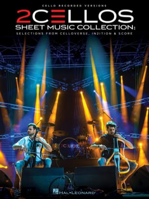 2Cellos - 2 Cellos – Sheet Music Collection - Partition - di-arezzo.fr