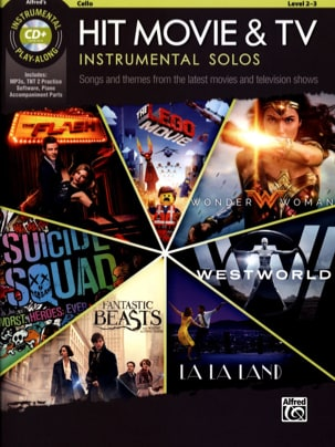 - Hit Movie & TV Instrumental Solos for Strings - Partition - di-arezzo.fr