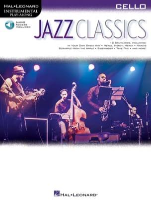 Jazz Classics - Partition - Violoncelle - laflutedepan.com