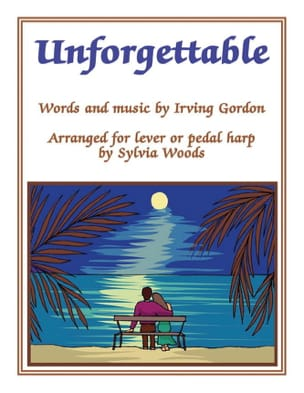 Unforgettable Irving Gordon Partition Harpe - laflutedepan