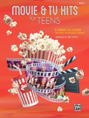 - Movie & TV Hits for Teens, Book 1 - Partition - di-arezzo.fr