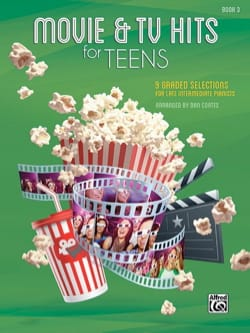 - Movie & TV Hits for Teens, Book 3 - Partition - di-arezzo.fr