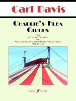 Carl Davis - Charlie's Flea Circus - Partition - di-arezzo.fr