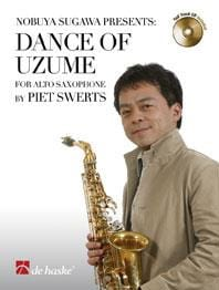 Piet Swerts - Dance of Uzume - Sheet Music - di-arezzo.co.uk