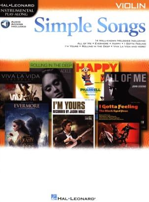- Simple Songs - Sheet Music - di-arezzo.co.uk