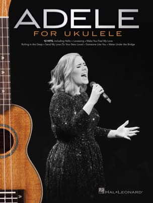 Adele - Adele for Ukulele - Partition - di-arezzo.fr