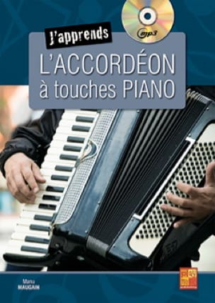 J'apprends l'accordéon à touches piano - laflutedepan.com