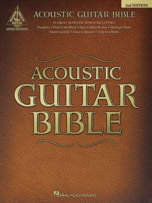 - Acoustic Guitar Bible - 2nd Edition - Partition - di-arezzo.fr