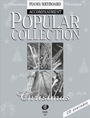 Noël - Popular christmas collection - Sheet Music - di-arezzo.co.uk