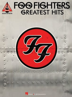 Greatest Hits - Foo Fighters - Partition - laflutedepan.com