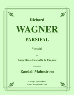Richard Wagner - Parsifal - Sheet Music - di-arezzo.com