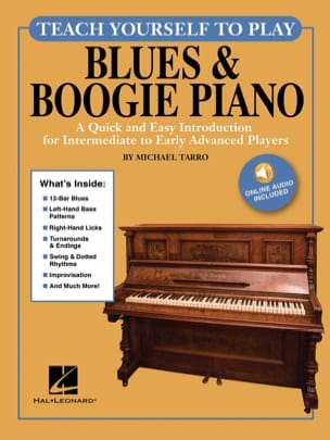 Teach Yourself to Play Piano - Blues & Boogie Piano - laflutedepan.com
