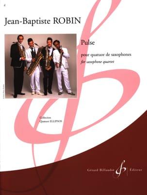 Jean-Baptiste Robin - Pulse - Sheet Music - di-arezzo.co.uk