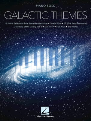 Galactic Themes - Sheet Music - di-arezzo.co.uk