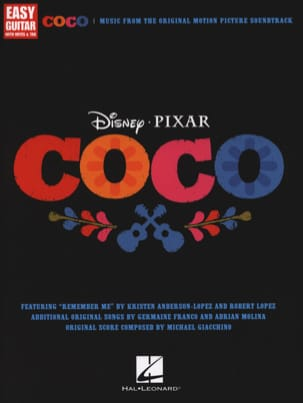 DISNEY / PIXAR - Coco - Musique du Film - Sheet Music - di-arezzo.co.uk