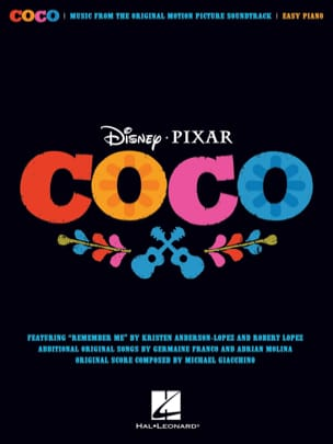 DISNEY / PIXAR - Coco - Musique du Film - Noten - di-arezzo.de