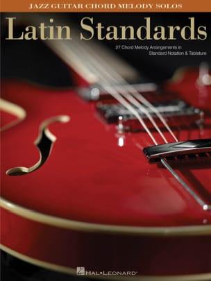 - Guitar Chord Melody Solos - Latin Standards - Sheet Music - di-arezzo.com