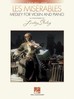 Les Misérables Medley Lindsey Stirling Partition Violon - laflutedepan