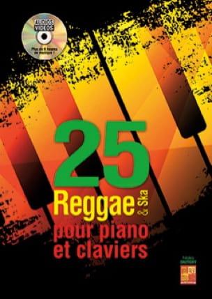 25 Reggae & Ska pour piano et claviers Frédéric Dautigny laflutedepan