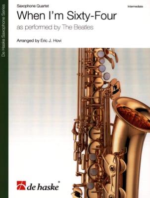 When I'm Sixty-Four - Quatuor de Saxophones Beatles laflutedepan