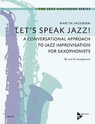 Martin Jacobsen - Let's Speak Jazz! - Sheet Music - di-arezzo.com