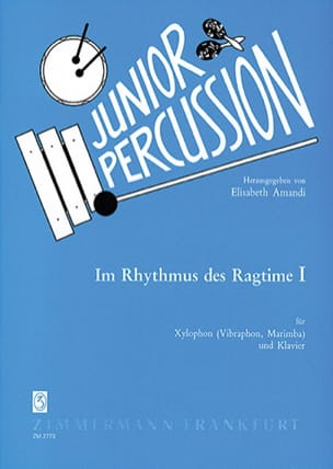 In the Rhythm of the Ragtime - Partition - laflutedepan.com