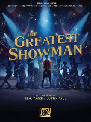 - The Greatest Showman - Musique du Film - Sheet Music - di-arezzo.co.uk