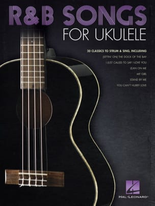 - R&B Songs for Ukulele - Partition - di-arezzo.fr