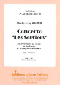 Claude-Henry Joubert - Concerto The Wizards - Partition - di-arezzo.es
