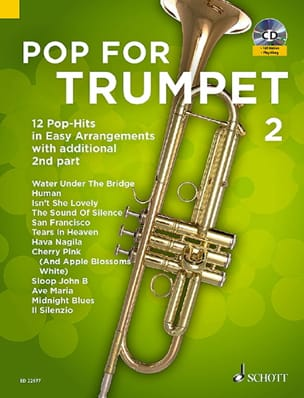 - Pop For Trumpet - Volume 2 - Partition - di-arezzo.fr