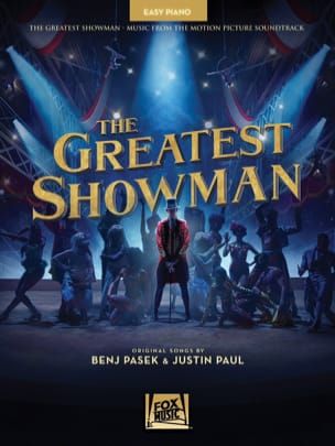 - The Greatest Showman - Musique du Film Version Simplifié - Partition - di-arezzo.fr