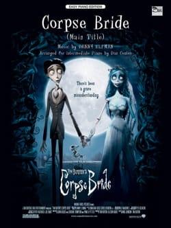 Danny Elfman - Corpse Bride Main Title - Partition - di-arezzo.fr