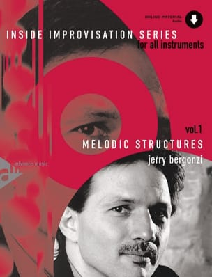 Jerry Bergonzi - Volume 1 - Melodic Structures - Sheet Music - di-arezzo.co.uk