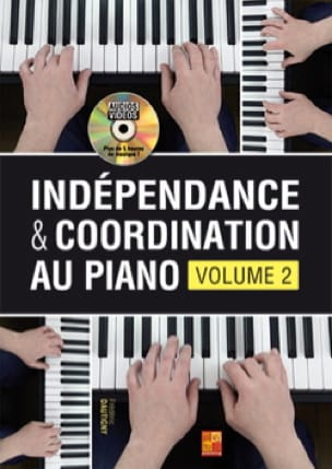 Frédéric Dautigny - Independence - Piano Coordination - Volume 2 - Sheet Music - di-arezzo.com