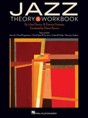 Jazz Theory & Workbook Lilian Dericq & Etienne Guéreau laflutedepan